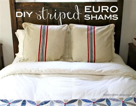 Diy Pillow Shams by 17 Best Images About Diy Pillow Shams On