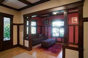 craftsman bungalow interior craftsman home on craftsman bungalows and craftsman interior