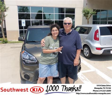 Southwest Kia In Mesquite Southwest Kia Of Mesquite Would Like To Say Congratulation