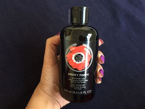 Smoky Shower Gel 250ml the shop smoky poppy shower gel review