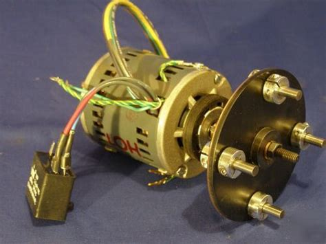 Tesla Coil Motor Teletype Motor Synchronous Tesla Coil Tungsten Rotor