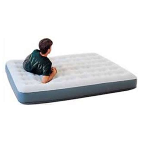 blow up bed new twin size blow up air mattress inflatable surface
