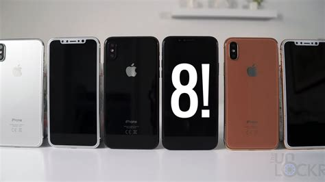 iphone 8 model on all colors