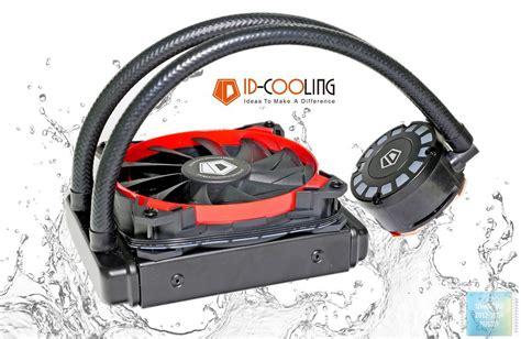 Id Cooling Frostflow 120l White обзор и тест системы водяного охлаждения id cooling