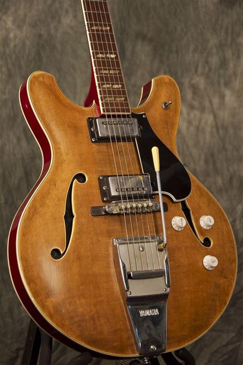 vintage yamaha vintage yamaha super axe sa 50 semi hollow guitar grlc837