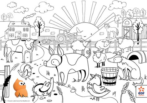 non renewable resources coloring pages