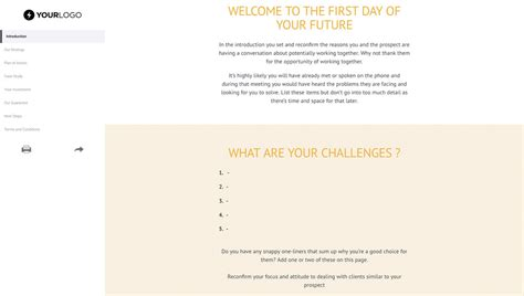 free coaching templates free coaching template better proposals