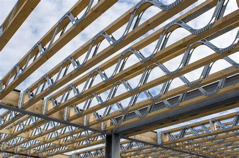 Construction En Treillis by Poutre Treillis Bois Avec Spacer Acier Quot Design