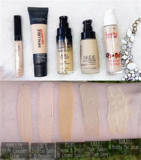 Milani Concealperfect 2 In 1 Foundation milani conceal 2 in 1 foundation concealer mateja s
