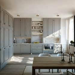 Gray Cabinets Kitchen lamb amp blonde room love grey kitchens
