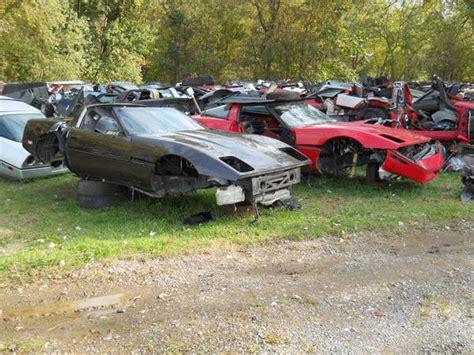 corvette salvage yard for sale in ohio corvette sales