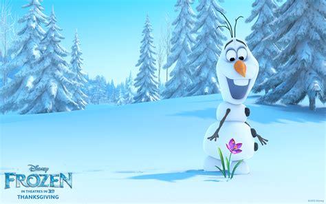 frozen moving wallpaper olaf the snowman from disney s frozen desktop wallpaper