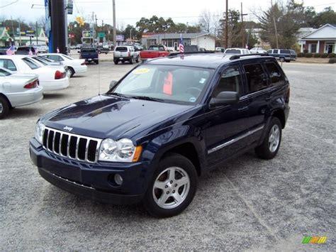 midnight blue jeep 2005 midnight blue pearl jeep grand limited