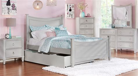 cheap teenage bedroom sets jaclyn place gray 5 pc full bedroom teen bedroom sets colors