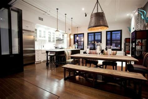 Exceptional Unique Modern Kitchen Light Fixtures #1: Modern-lighting-fixtures-loft-living-spaces-16.jpg