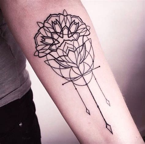 line work tattoo line work framing tattoos pinterest beautiful