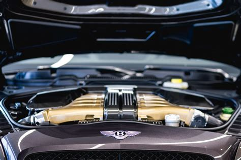 first bentley ever made up close with the 2018 continental supersports the