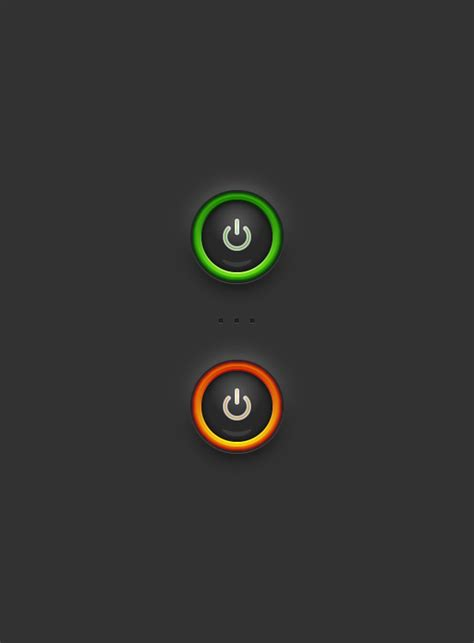 key tutorial illustrator create a simple power button in adobe illustrator vectips