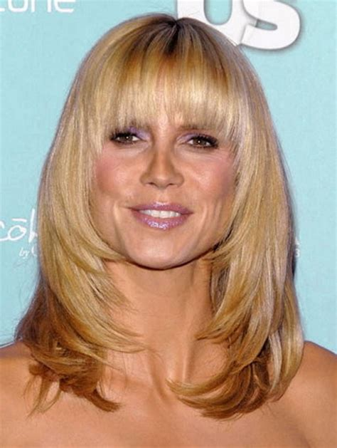 hairstyles blonde shoulder length medium length blonde hairstyles