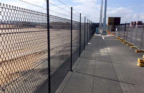 cai fences commercial fencing projects perth