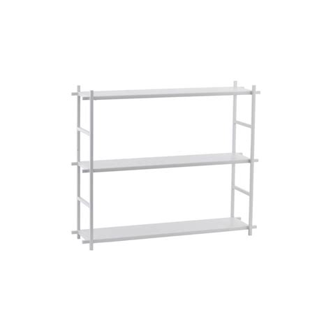 simple rack house doctor simple shelve metal grey living and co