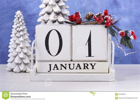 why is new year not on january 1 new year wood block calendar stock photo image 63428253