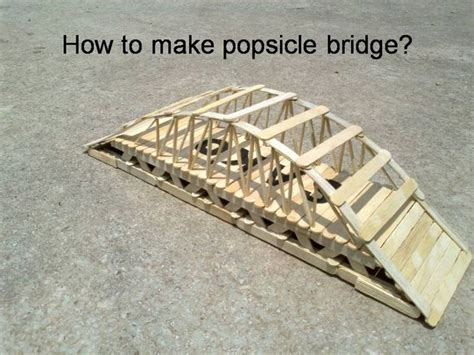 how to build a canstruction project projects with popsicle sticks