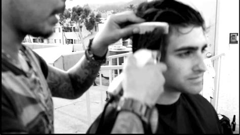 daniel alfonso hair product hollywood rooftop cut style by daniel alfonso new men