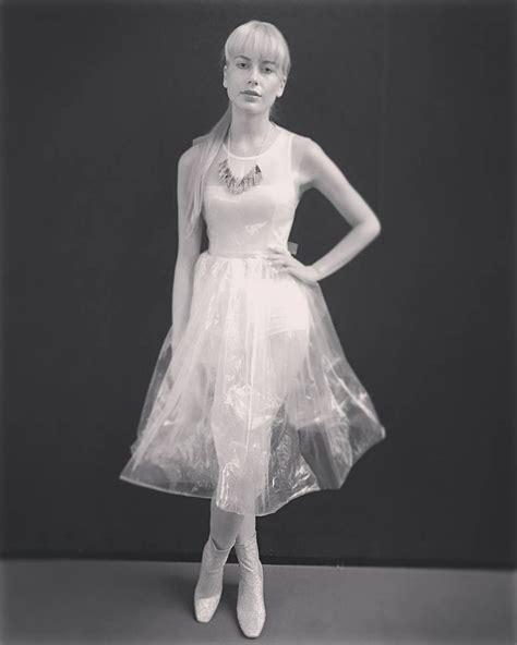 Cloein Dress 131 best clear vinyl plastic fashions images on