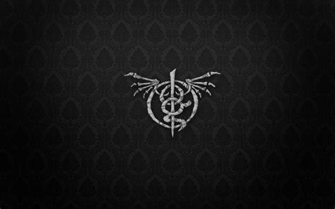 Kaos Symbol Hindu by Of God American Metal Band Hd Black Wallpapers