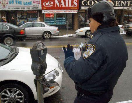 Garden City Ny Parking Tickets New York Ny Parking Tickets Revenue 30 Million Decline