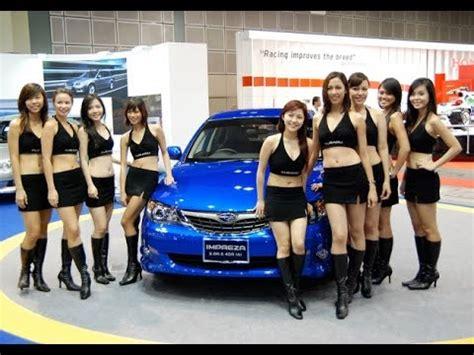 singapore ink show april 2017 singapore motor show 2017 youtube