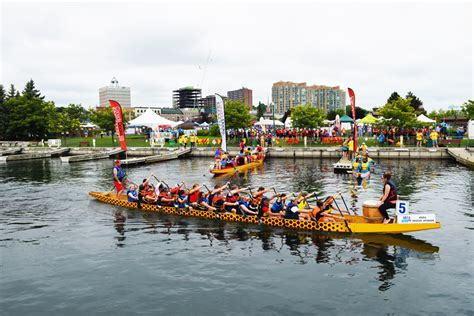 dragon boat canada 2014 barrie dragon boat festival on ctv news canadadocks