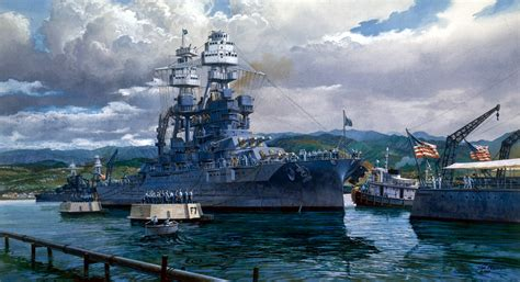 uss arizona wallpaper and background 1500x815 id 194427