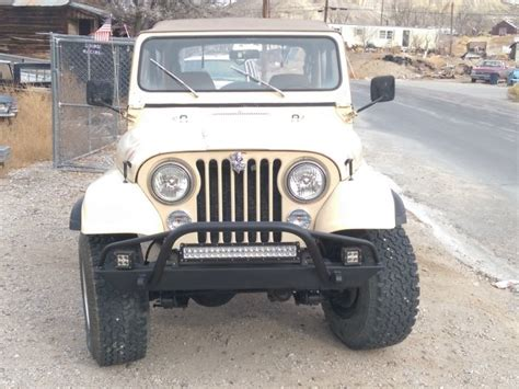 Affordable Prerunner Front Bumper Jeep Cj Yj Tj Lj 54