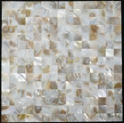 Kitchen Backsplash Mosaic Tile Designs mother of pearl tile kitchen backsplash sea shell mosaic