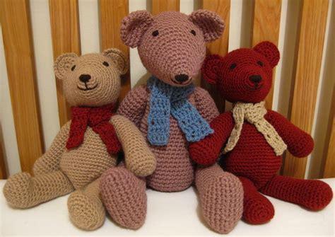 pattern crochet teddy bear 34 crochet teddy bear patterns guide patterns