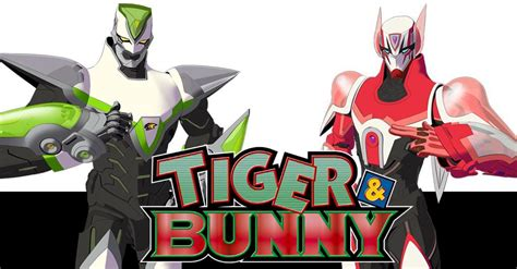 Grim Noir Previews Tiger Bunny The Scariest Chions