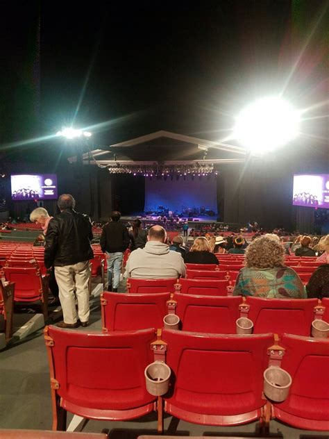 greek theater section b the view from row t section b seat 4 yelp