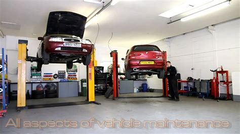 garage automobile complete auto repair vehicle repair garage derby