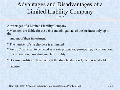 limited liability company facts information pictures barringer e4 ppt 07
