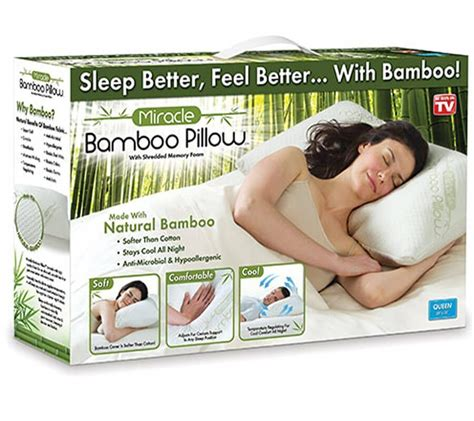 Bambo Pillow by Miracle Bamboo Pillow Totally Not Worth It The Sleep