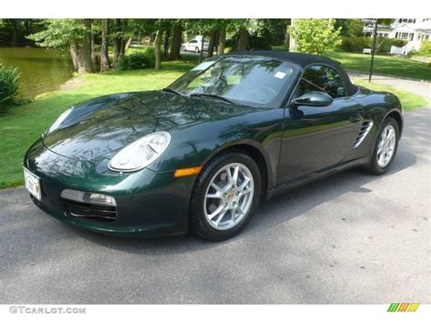 2006 Forest Green Metallic Porsche Boxster 14925101 Photo