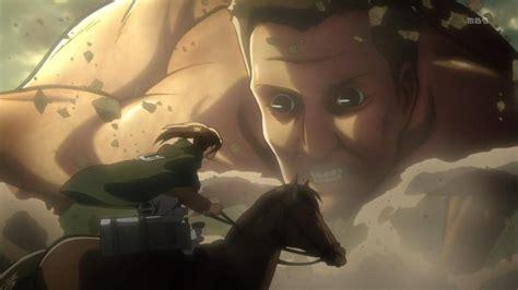 anime attack on titan episodes attack on titan anime hints at horrifying titan revelation