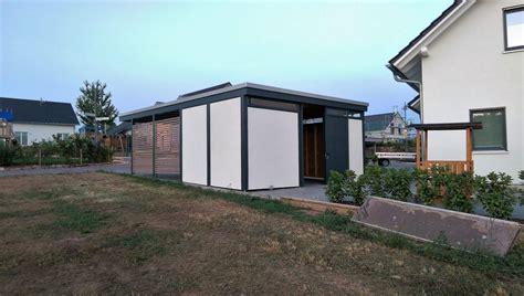 geschlossenes carport unsere carportvielfalt im modernen design carporthaus