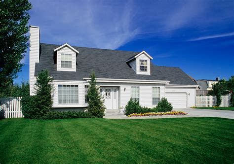 american home styles typical american home typical cape cod style house with