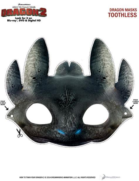 printable masks dragon free printable toothless dragon mask how to train your