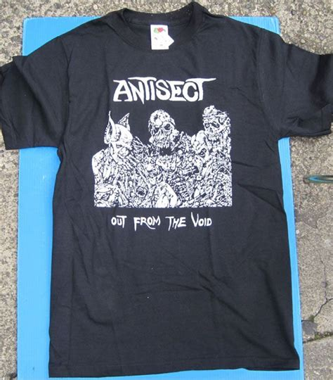 T Shirt Antisect antisect tシャツ out from the void 45revolution