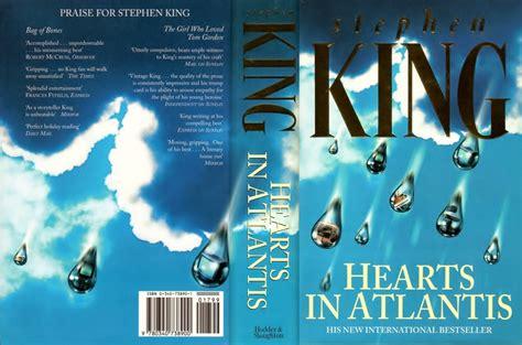 hearts in atlantis books hearts in atlantis trade hc uk palaver a forum for