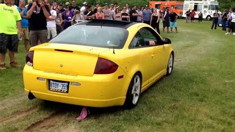pontiac g5 raspy custom exhaust rev